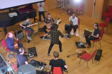 Scratch Electric Rehearsals