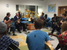 thumbnail_electric-guitar-students-workshop-20162c-l-r-adrian-utley2c-adrian-lee2c-falmouth-university-students